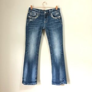 MISS ME JEANS 29 bootcut